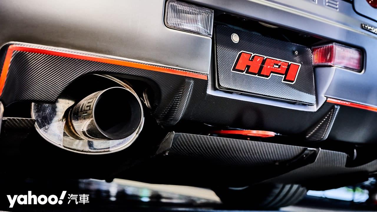 【東京改裝車展】再次登上暴力顛峰!HPI出手重新詮釋Nissan經典之作Skyline R34 GT-R! - 3