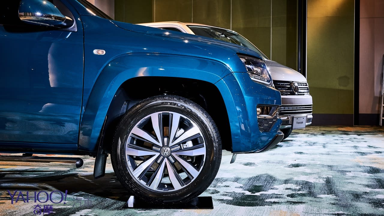 殺出一條藍海路!Volkswagen福斯商旅Freestyle、新年式Amarok雙車型全面進攻! - 4