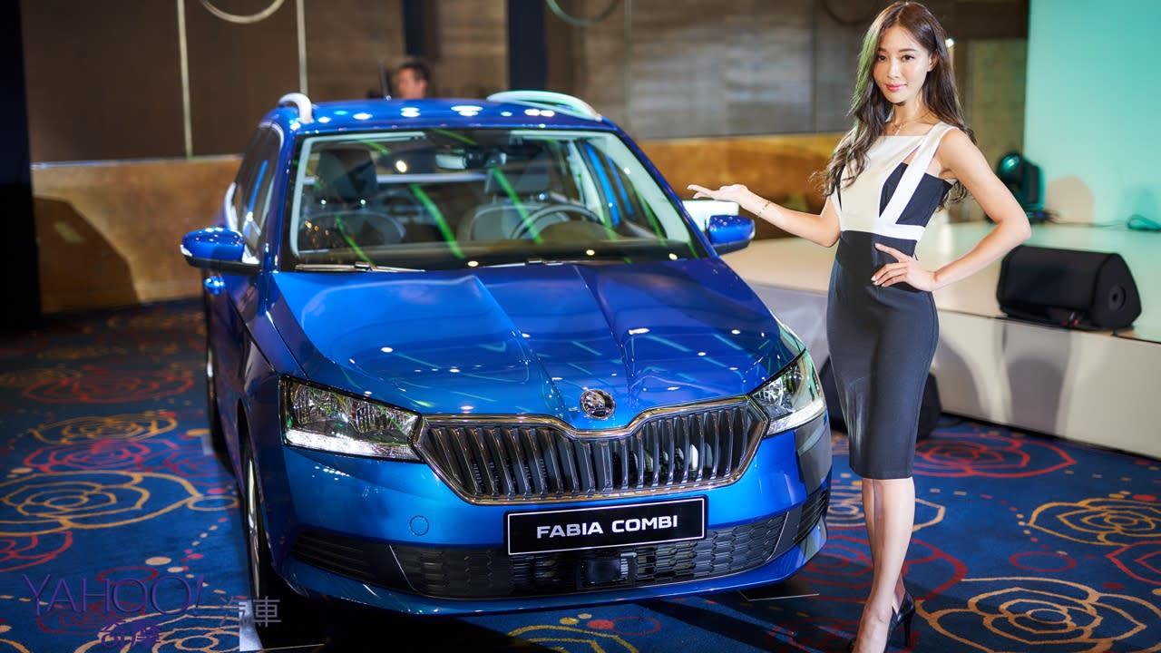 安全滿點的歐洲車絕非遙不可及!Skoda Fabia小改款優惠價69.9萬起! - 1