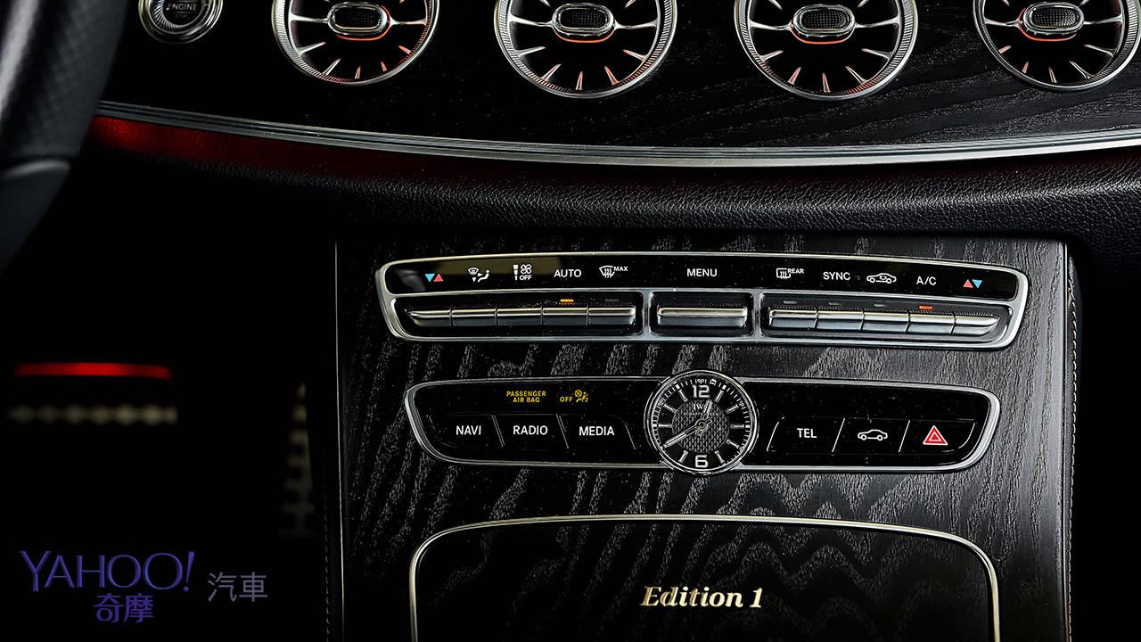 壁壘分明的駕馭戀曲!Mercedes-Benz CLS 350雨天試駕 - 14