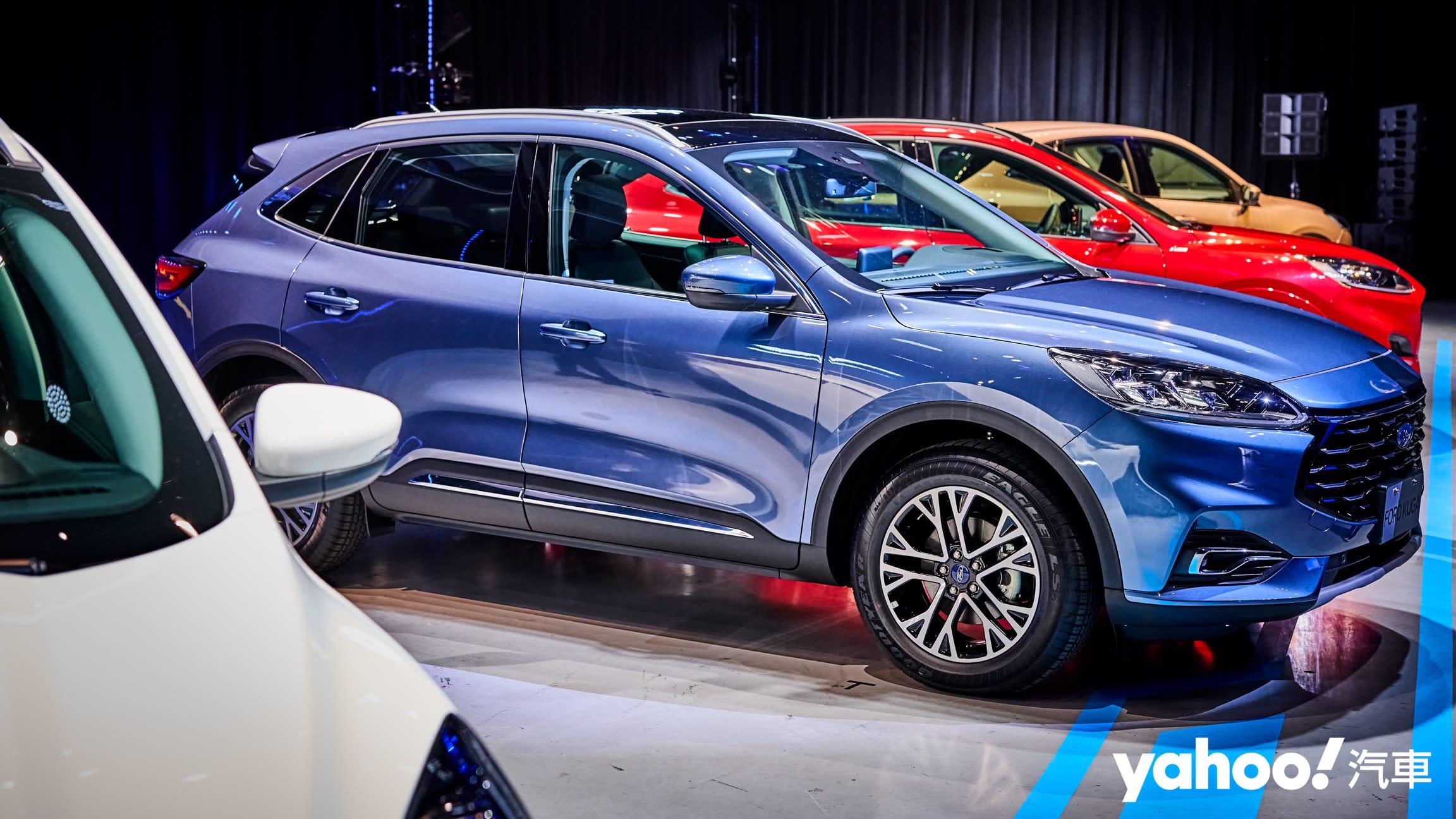 才色兼備CP值還超級高!2020 Ford全新大改款Kuga正式在台發表! - 5