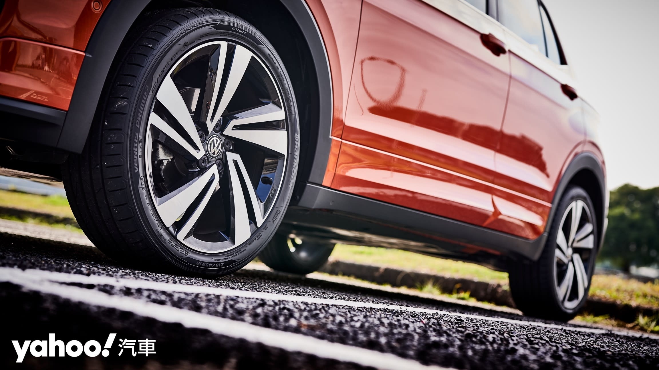 長大後、更迷人!Volkswagen T-Cross R-Line台北城郊試駕! - 7