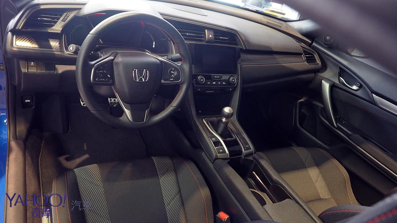 從一而終的手排真本質!2018 Honda Civic 10 SI輕試駕 - 11
