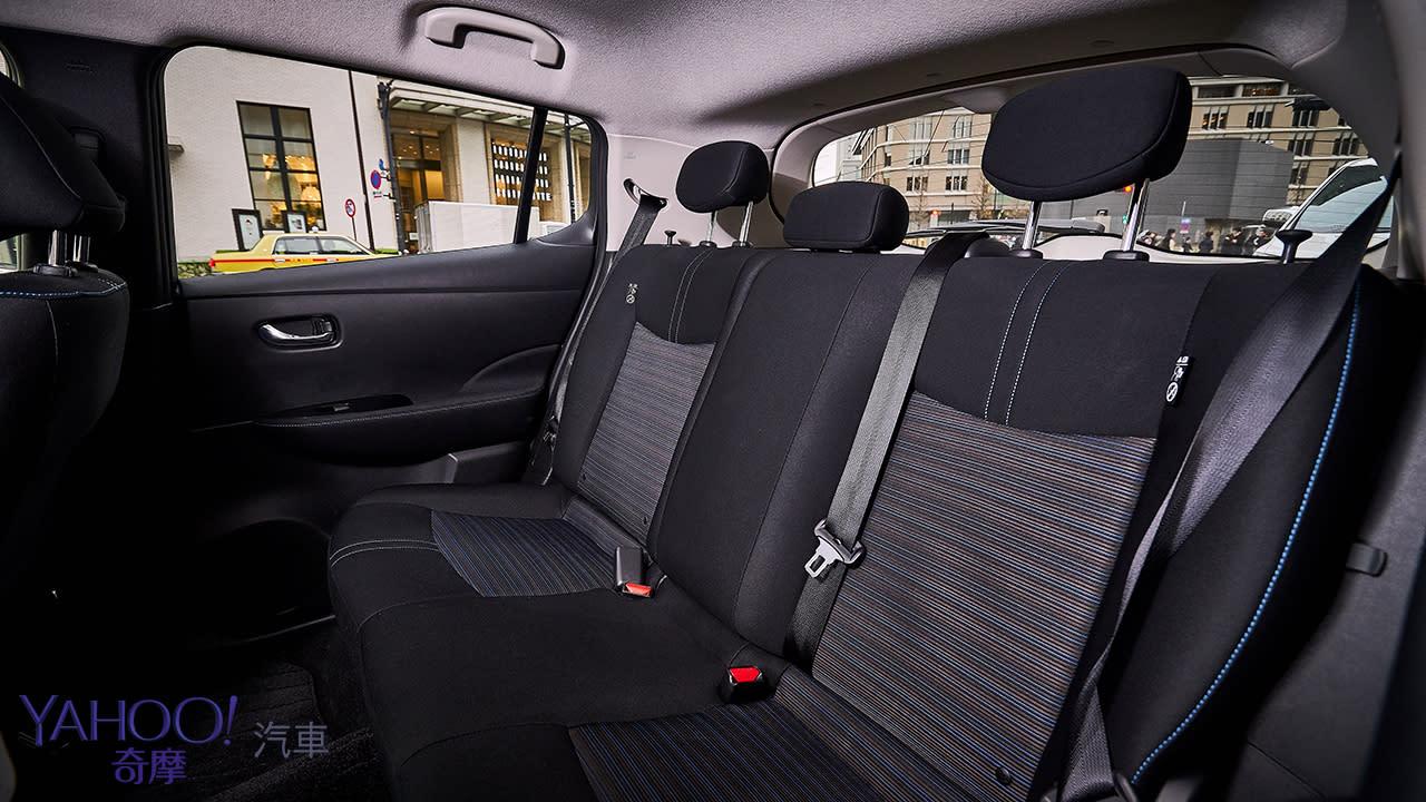 定義未來的電動化選擇!2019 Nissan Leaf 40kWh-G東京試駕 - 13