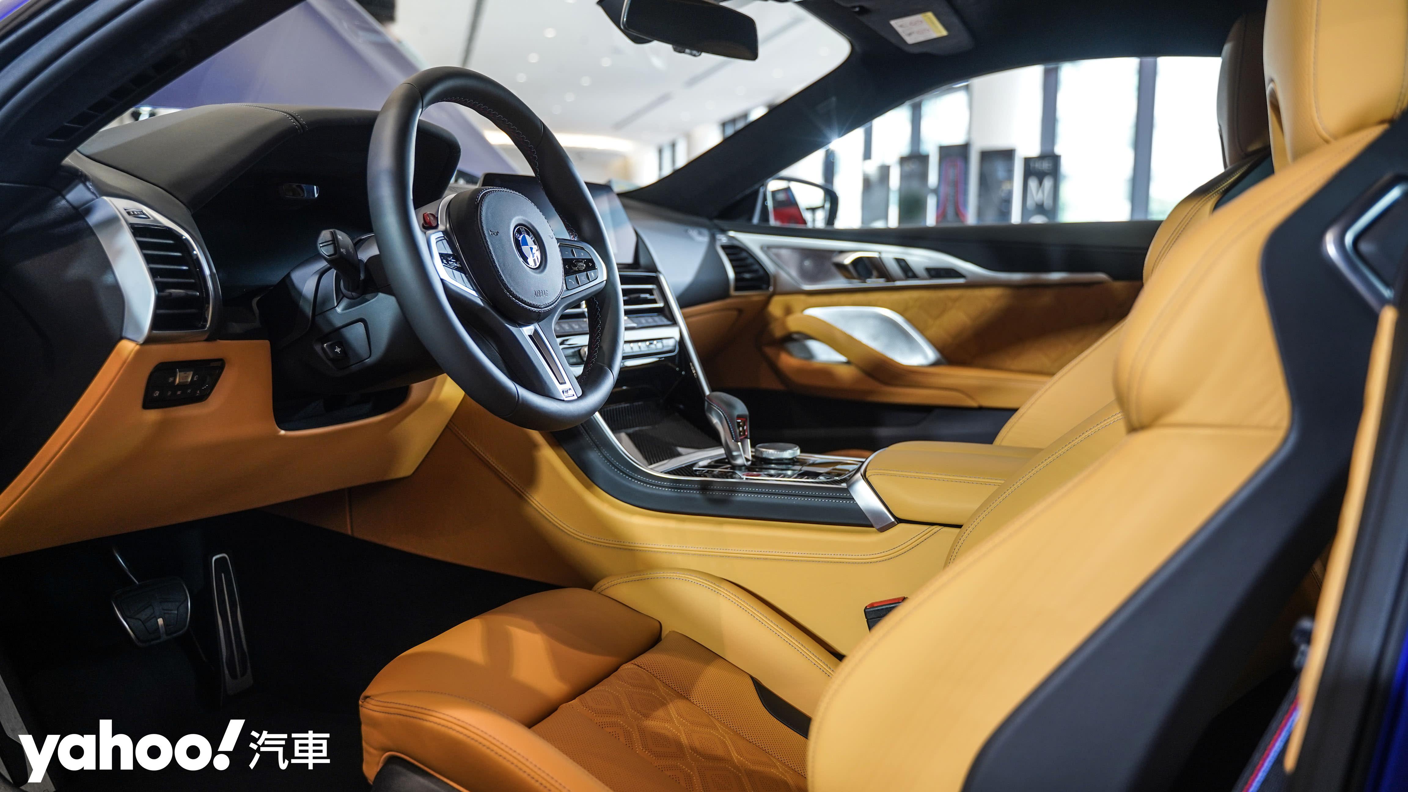 窮凶惡極的GT潛艦!2020 BMW M8 Coupe & Gran Coupe暴力上陣! - 11