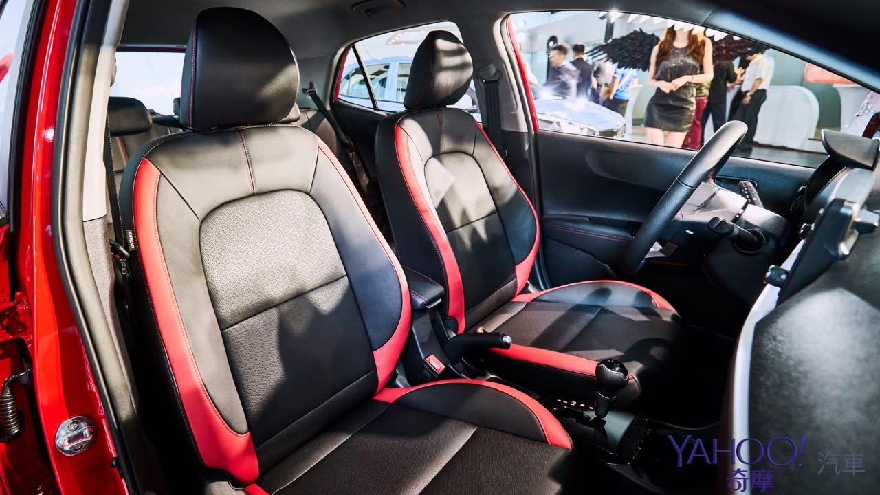 進口導入全數到齊!KIA Picanto車系一字排開震撼入門車市場49.9萬起! - 7