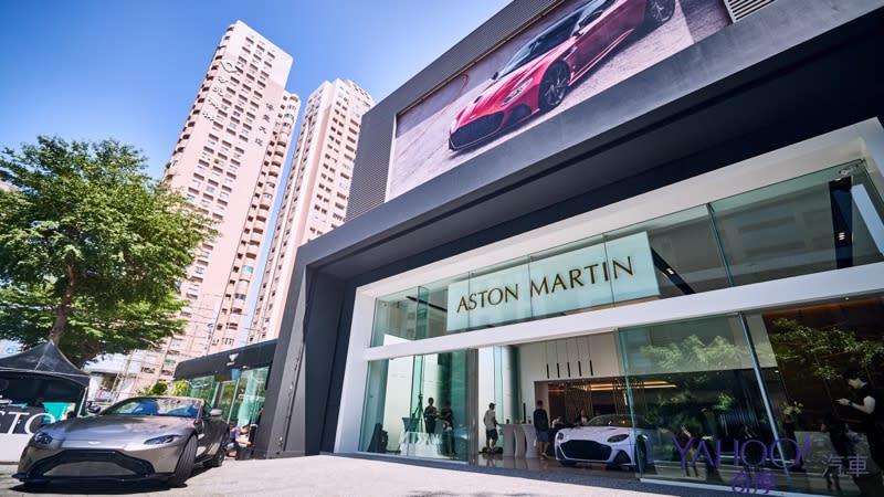 DBS Superlegerra無預警首發!Aston Martin高雄展示中心開幕辣翻南台灣! - 20