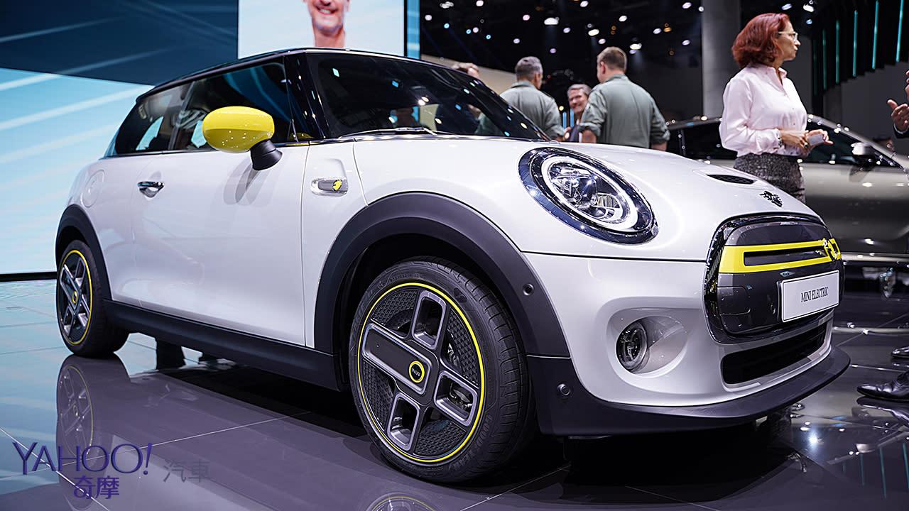 【2019法蘭克福車展】行駛里程達270公里!2020 Mini Cooper SE準備好在歐洲帶電飆速! - 2