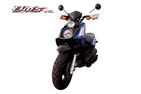 Yamaha_BW'S_125五期Fi限量車