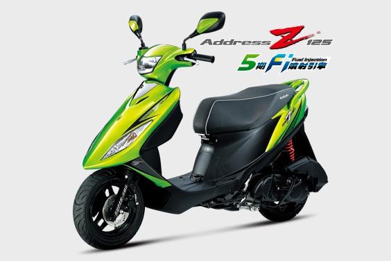 Suzuki_Address_Z125(五期)
