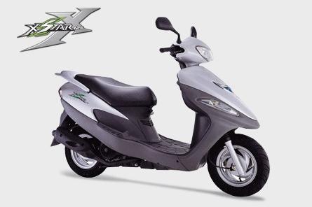 Suzuki_X星艦_125噴射版碟煞