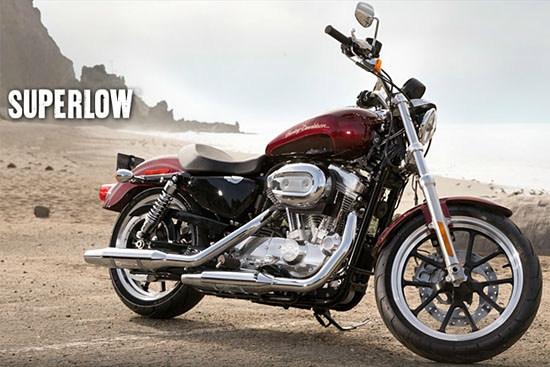 Harley-Davidson_Sportster_883 Superlow