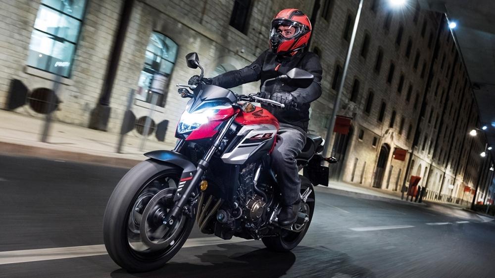 2018 Honda CB650 F ABS