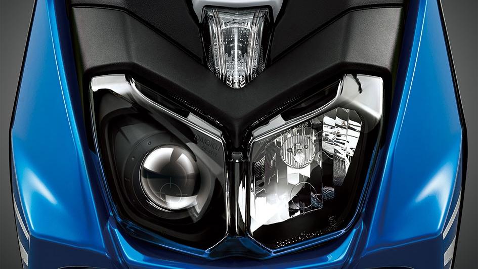 2018 Yamaha BW'S R 125 FI