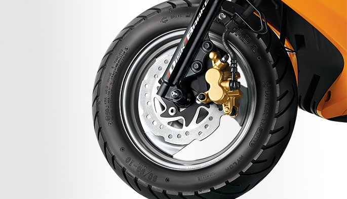 Yamaha_RS Zero_100豪華版