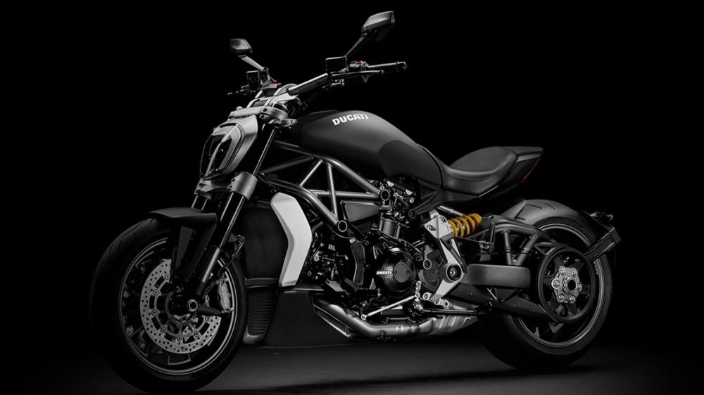 Ducati_XDiavel_標準版