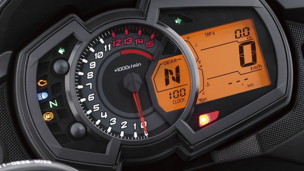2018 Kawasaki Versys X-300 ABS Tourer