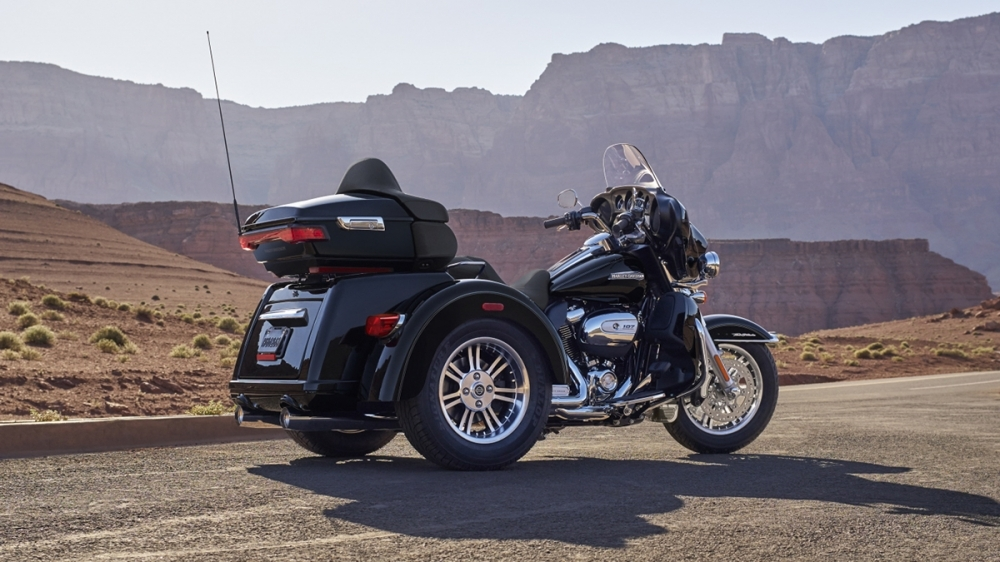 Harley-Davidson_Trike_Tri Glide Ultra