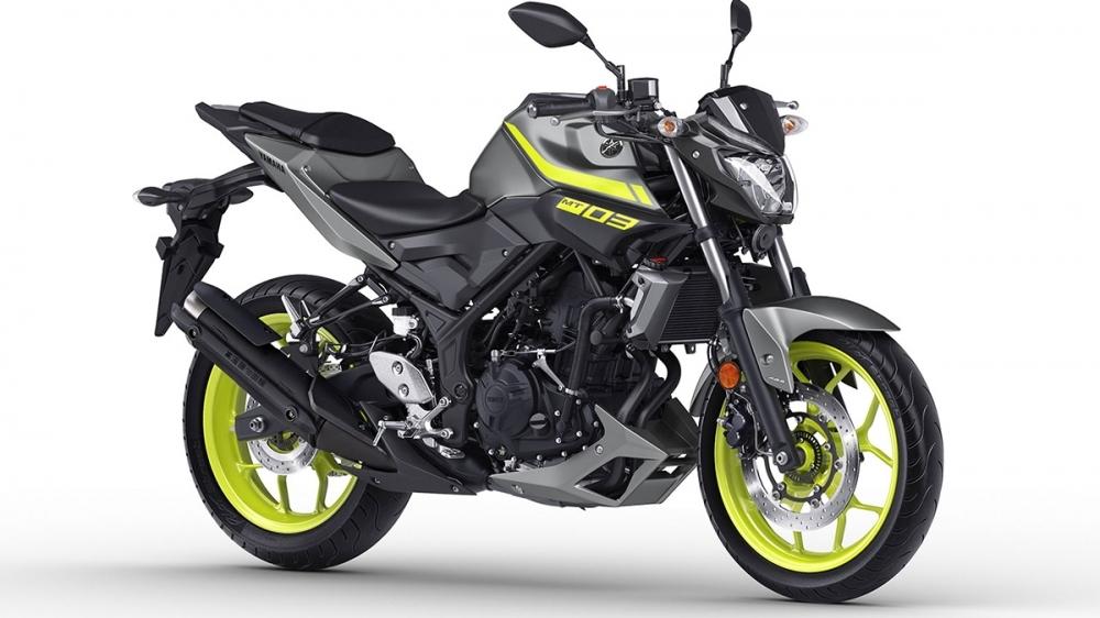 Yamaha_MT_03標準版