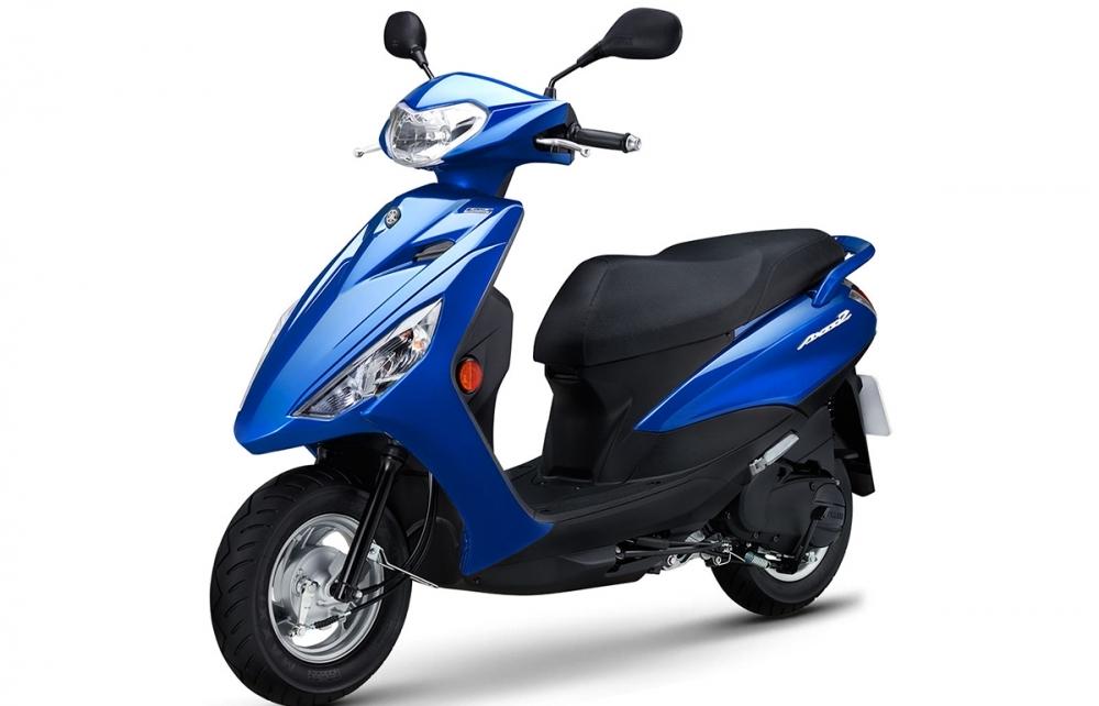 Yamaha_Axis Z勁豪_125 FI鼓煞版