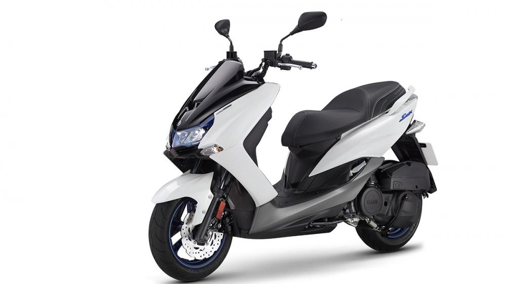 2018 Yamaha SMAX 155 ABS版