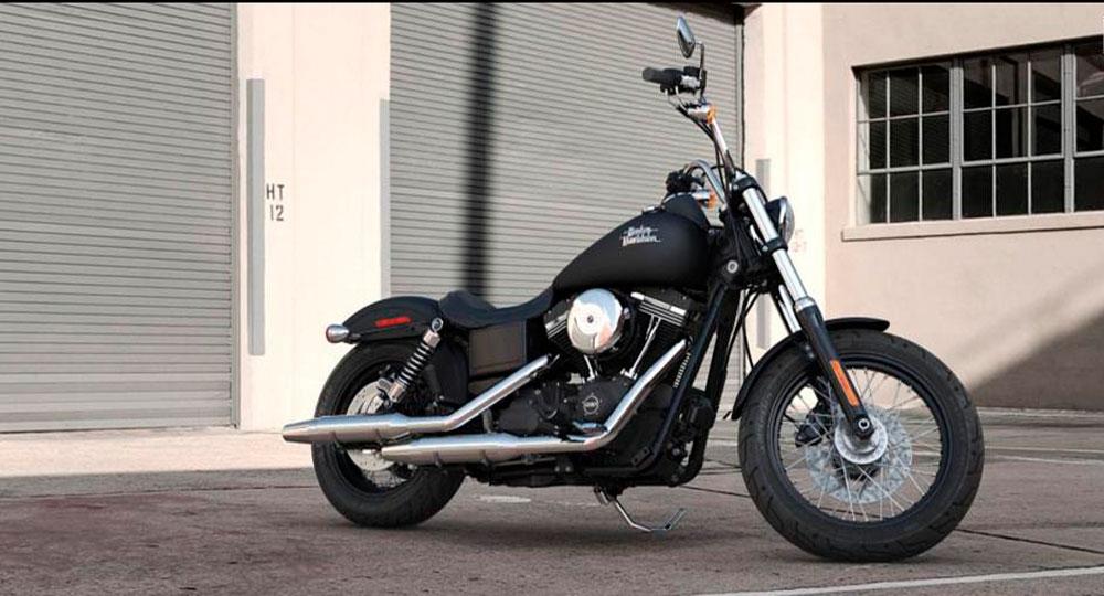 Harley-Davidson_Dyna_Street Bob Limited Edition