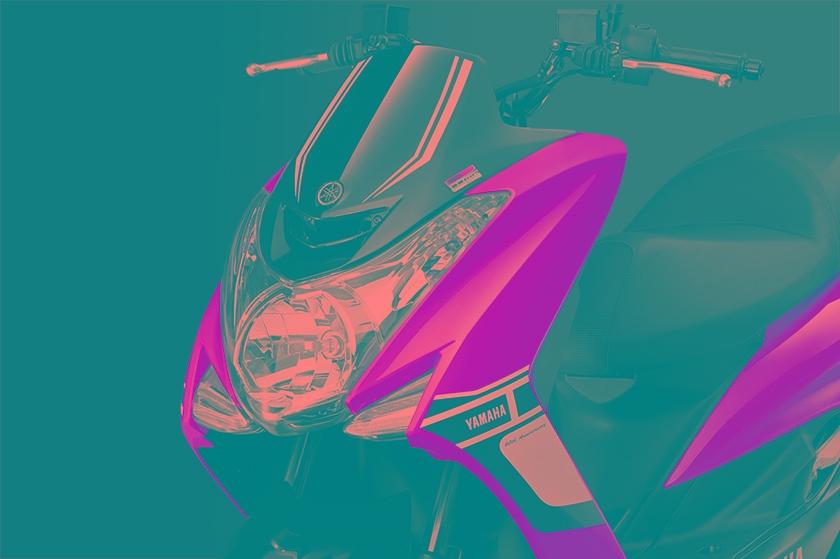 Yamaha_SMAX_155 60週年限定版