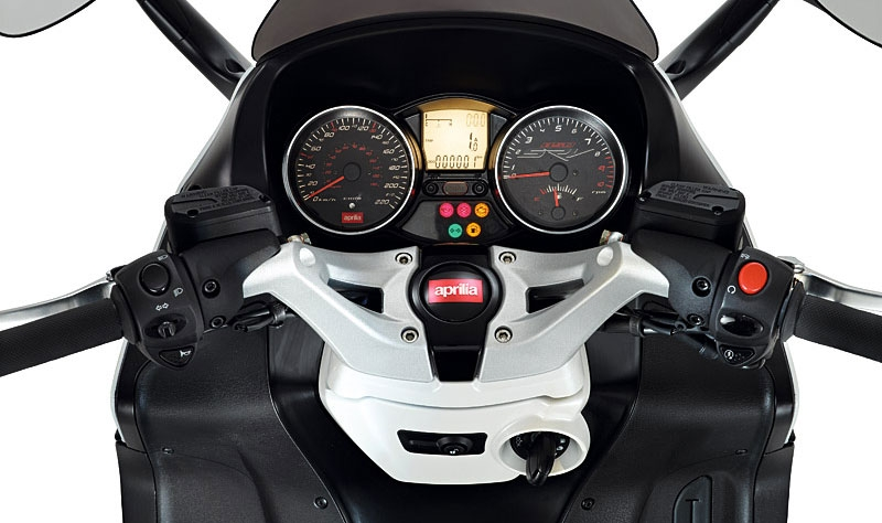 Aprilia_SRV_850 ABS/ATC