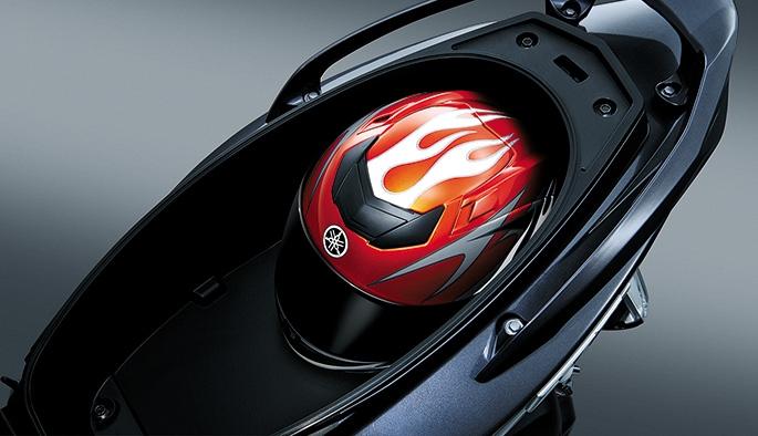Yamaha_GTR-Aero_125 FI豪華版