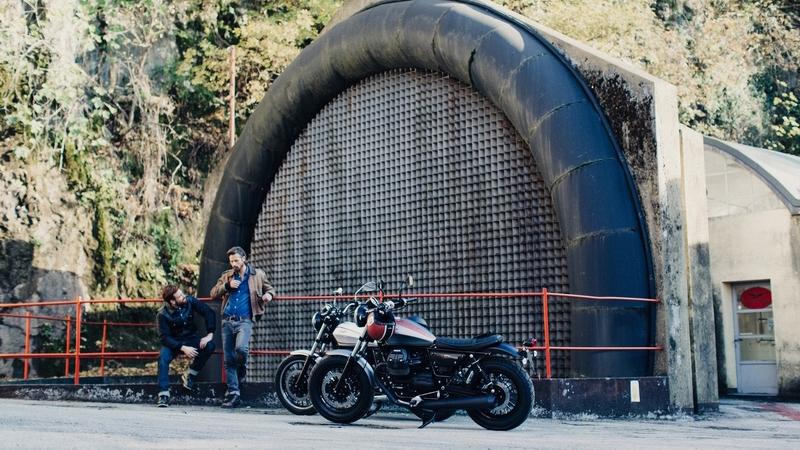 2018 Moto Guzzi V9 Bobber