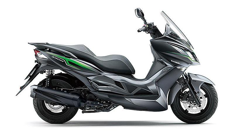 2018 Kawasaki J 300 ABS