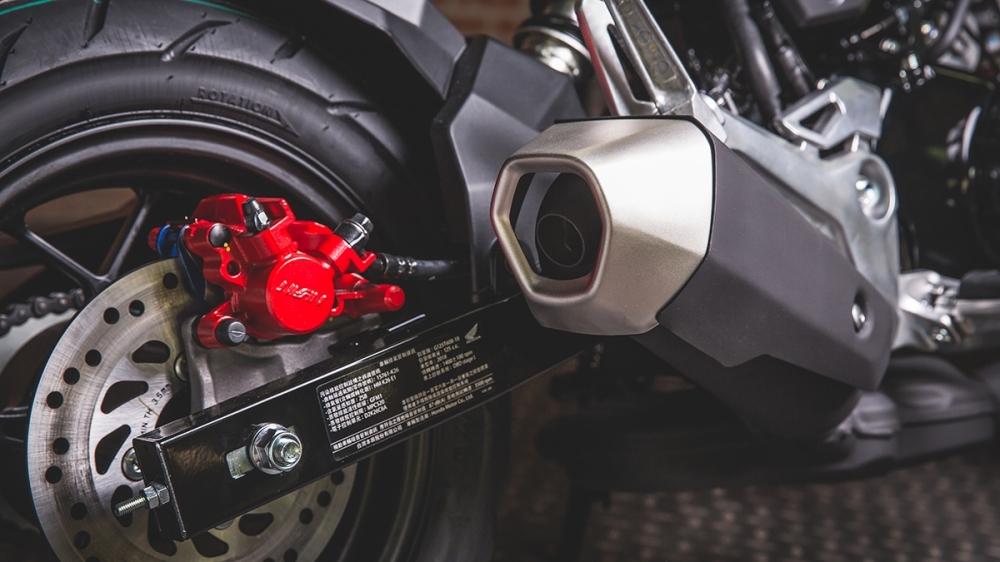 2018 Honda MSX 125 ABS