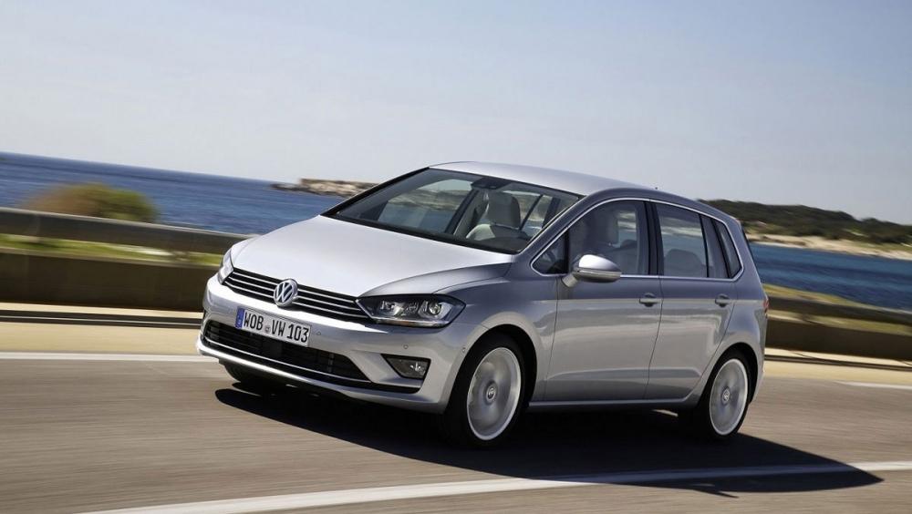 Volkswagen_Sportsvan_180 TSI Comfortline