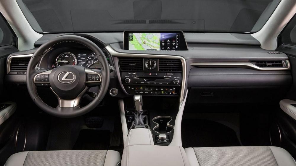 2019 Lexus RX 300豪華版