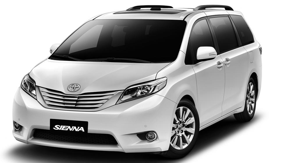 Toyota_Sienna_3.5 Limited