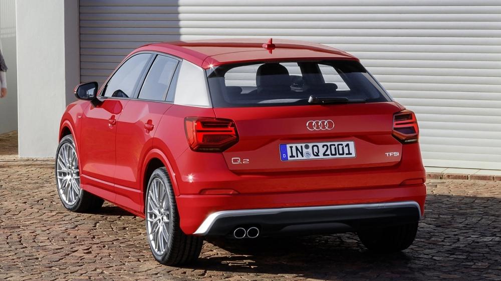 Audi_Q2_35 TFSI Luxury