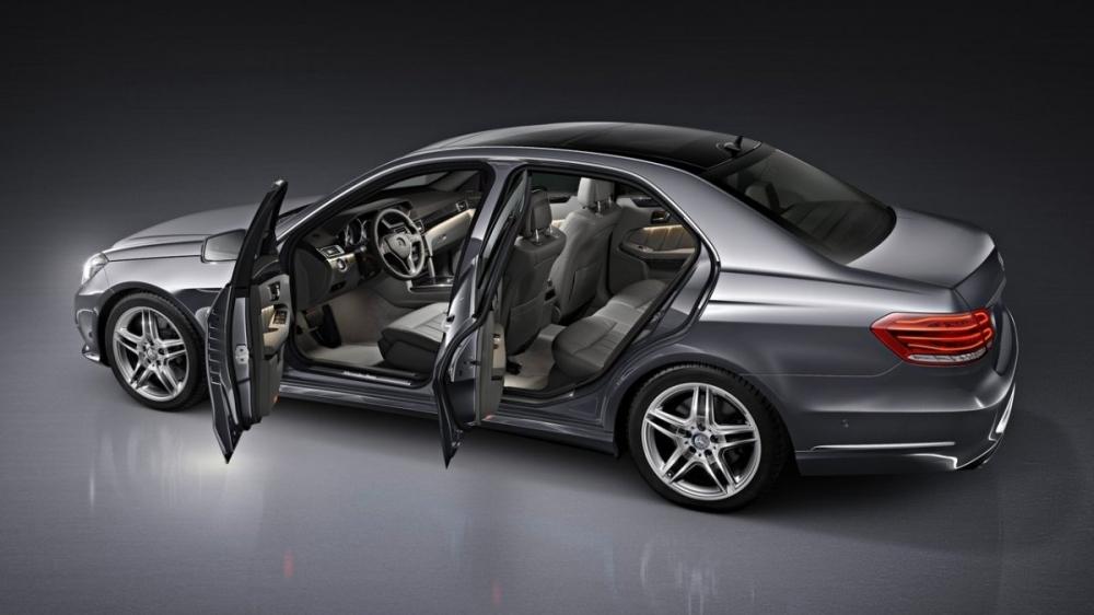 M-Benz_E-Class Sedan_E200 Classic