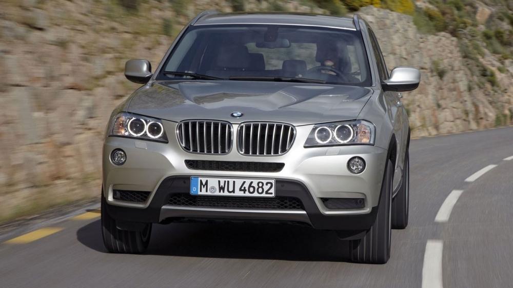 BMW_X3_xDrive20i菁英版
