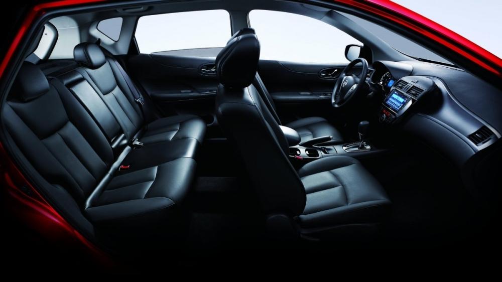 Nissan_Tiida 5D_Turbo豪華版