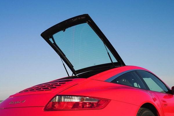 Porsche_911 Targa_Coupe