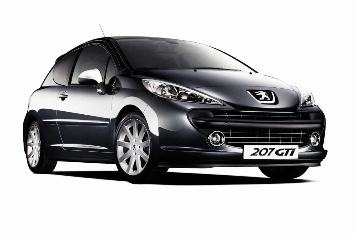 Peugeot 2008 207 Gti 1 6