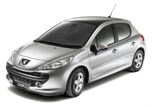 Peugeot_207_1.6 HDi