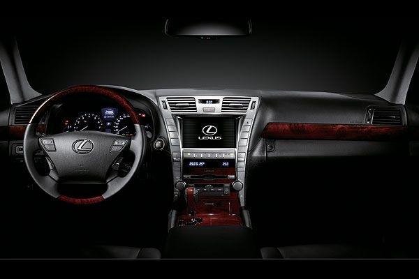 Lexus_LS_460L 尊榮型