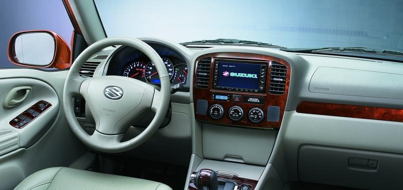 Suzuki_Grand Vitara_2.0 4WD標準版