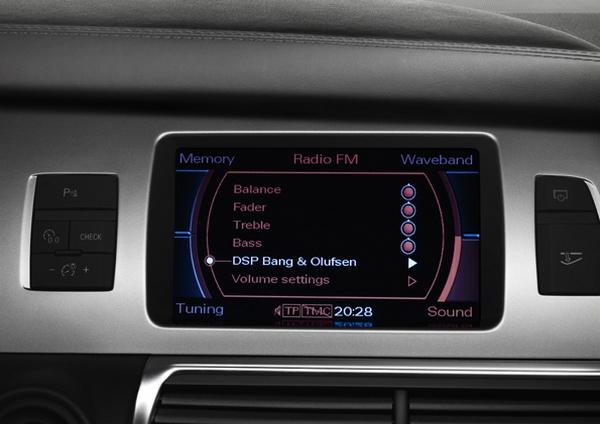 Audi_Q7_3.6 FSI 七人座