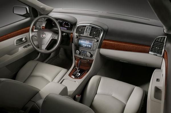 Cadillac_SRX_3.6 Premium