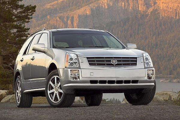 Cadillac_SRX_4.6 Premium