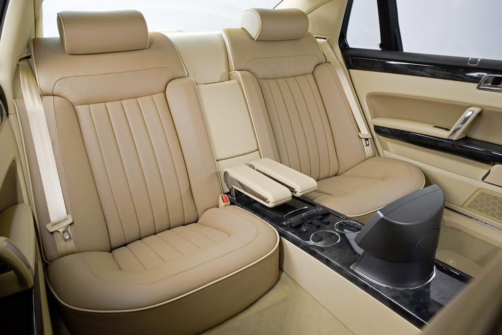 Volkswagen_Phaeton_V8 四人座長軸