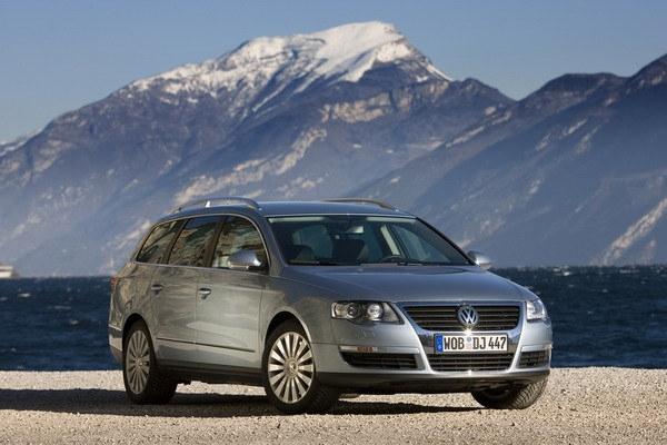 Volkswagen_Passat Variant_2.0 TDI
