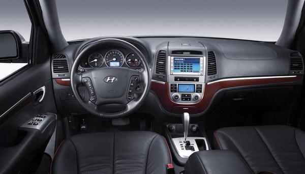 Hyundai_Santa Fe_2.7 旗艦七人